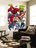 Giant-Size Avengers No.1 Group: Giant Man Wall Mural by John Buscema