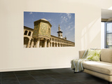 Umayyad Mosque Wall Mural by Holger Leue