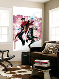 Young Avengers Presents No.3 Cover: Wiccan and Speed Wall Mural by Jim Cheung