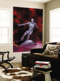 Silver Surfer 7 Cover: Silver Surfer Wall Mural by Gary Frank