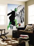 She-Hulk No.7 Cover: She-Hulk and Valkyrie Fighting Wall Mural
