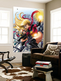 Ms. Marvel No.43 Cover: Ms. Marvel Wall Mural by Sana Takeda