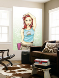 Mary Jane 2 Cover: Watson and Mary Jane Wall Mural by Takeshi Miyazawa