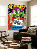 The Spectacular Spider-Man 189 Headshot: Green Goblin Wall Mural by Sal Buscema