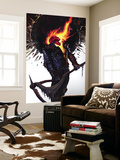 Ghost Rider 22 Cover: Ghost Rider Wall Mural