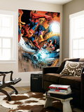 War of Kings: Ascension No.4 Group: Gladiator, Havok and Darkhawk Wall Mural by Wellinton Alves