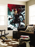 Thor No.8 Cover: Thor Wall Mural