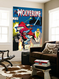 Wolverine No.3 Cover: Wolverine Wall Mural by John Buscema