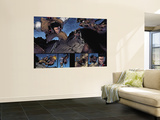 Wolverine: Soultaker 4 Group: Wolverine and Zombie Fighting Wall Mural by Shin Nagasawa