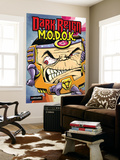 M.O.D.O.K: Reign Delay One-Shot No.1 Cover: M.O.D.O.K Wall Mural by Ryan Dunlavey
