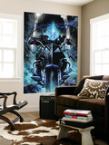 Ghost Rider: Danny Ketch No.1 Cover: Ghost Rider Wall Mural by Clint Langley