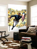 Young Avengers Presents No.1 Cover: Patriot Wall Mural by Jim Cheung
