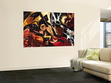 What If Civil War 1 Cover: Hercules, Thor, Ms. Marvel, Iron Man, Thing and Wolverine Wall Mural