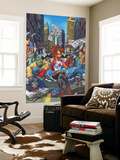 Arana 3 Cover: Arana Wall Mural by Mark Brooks