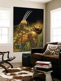 Mike Choi - Uncanny X-Men No.499 Cover: Wolverine Nástěnný výjev