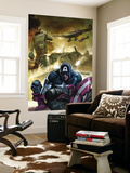 Captain America 601 Cover: Captain America Wall Mural by Gene Colan