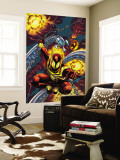 The Amazing Spider-Man No.529 Cover: Spider-Man Wall Mural by Mike Wieringo