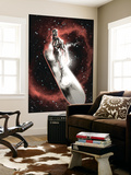 Silver Surfer: In They Name No.2 Cover: Silver Surfer Wall Mural