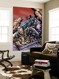 King-Size Cable Spectacular No.1 Cover: Cable and Bishop Wall Mural by Ken Lashley