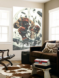 X-Men Unlimited No.4 Cover: Juggernaut Wall Mural