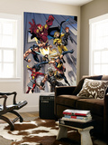 The Mighty Avengers No.7 Group: Ms. Marvel Wall Mural by Mark Bagley
