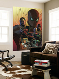 What if Spider-Man: House of M No.1 Cover: Spider-Man and Green Goblin Wall Mural by Terry Dodson