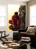 Daredevil 100 Cover: Daredevil Wall Mural