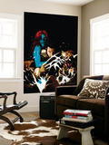 Wolverine No.35 Cover: Wolverine and Mystique Wall Mural