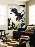 Amazing Fantasy 9 Cover: Scorpion Flying Wall Mural by Dave Ross