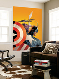 Avengers No.77 Cover: Captain America, Wasp, Hawkeye and Avengers Wall Mural by John Cassaday