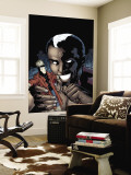 Gambit 9 Cover: Brother Voodoo Wall Mural by Georges Jeanty