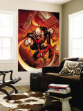 Ultimate Spider-Man No.121 Cover: Spider-Man and Omega Red Wall Mural by Stuart Immonen