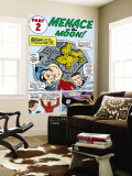 The Fantastic Four No.13 Group: Mr. Fantastic Wall Mural by Jack Kirby