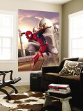 Spider-Man: India No.2 Cover: Spider-Man Wall Mural by Suresh Seetharaman