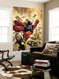 Nova No.24 Cover: Gladiator Wall Mural by Daniel Acuna