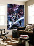 Thor No.80 Cover: Thor and Iron Man Wall Mural by Steve Epting