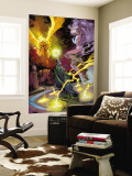 Fantastic Four: House Of M No.2 Group: Invincible Woman Wall Mural by Scot Eaton