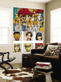New X-Men: Academy X Yearbook Group: Prodigy Wall Mural by Georges Jeanty