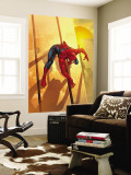 Spider-Man Unlimited 12 Cover: Spider-Man Wall Mural by Salvador Larroca
