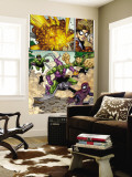 Marvel Adventures Spider-Man No.12 Group: Spider-Man, Green Goblin, Sandman and Doctor Octopus Wall Mural by Mike Norton