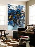 Cable & Deadpool 6 Group: Cyclops, Beast and Emma Frost Wall Mural by Patrick Zircher