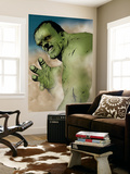 Hulk & Thing: Hard Knocks No.1 Headshot: Hulk Charging Wall Mural by Jae Lee
