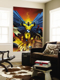 New Avengers No.2 Cover: Sentry Wall Mural by Trevor Hairsine