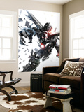 War Machine 8 Cover: War Machine Wall Mural by Francesco Mattina