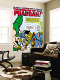The Fantastic Four No.19 Group: Mr. Fantastic Wall Mural by Jack Kirby