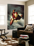 Iron Man No.1 Cover: Iron Man Wall Mural
