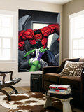 King Size Hulk No.1 Cover: She-Hulk and Rulk Wall Mural by Frank Cho