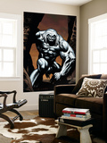 Exiles No.32 Cover: Sasquatch Wall Mural by James Calafiore