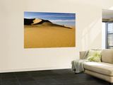 Dunes in the Great Sand Sea, Western Desert, Near Siwa Oasis Wall Mural by Ariadne Van Zandbergen