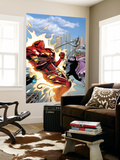 Marvel Adventures Iron Man No.13 Cover: Iron Man Wall Mural by Nolan Graham